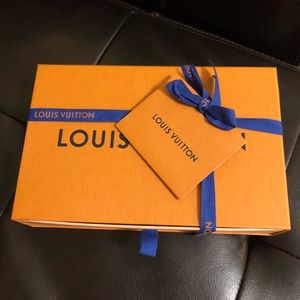 Just in! Louis Vuitton Small Box